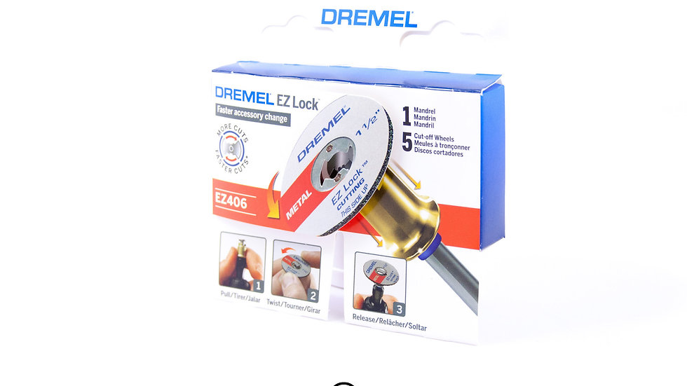 Dremel EZ Lock Starter Kit