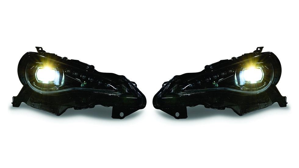 FR-S / BRZ / GT86: MORIMOTO XB LED HEADLIGHTS