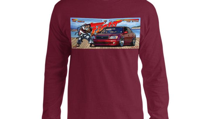 VIP Fighter Long Sleeve Shirt