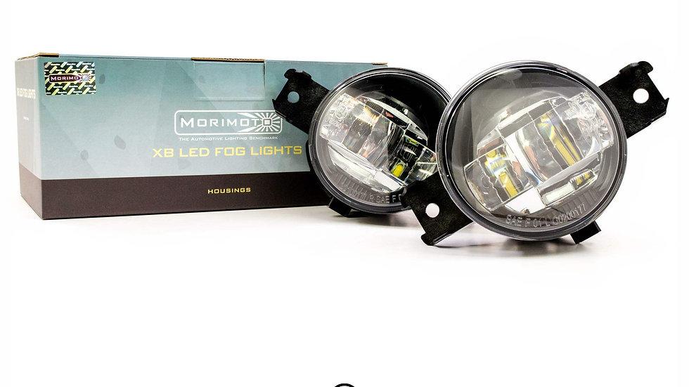 Infiniti (Angled): Morimoto XB LED (Type N)