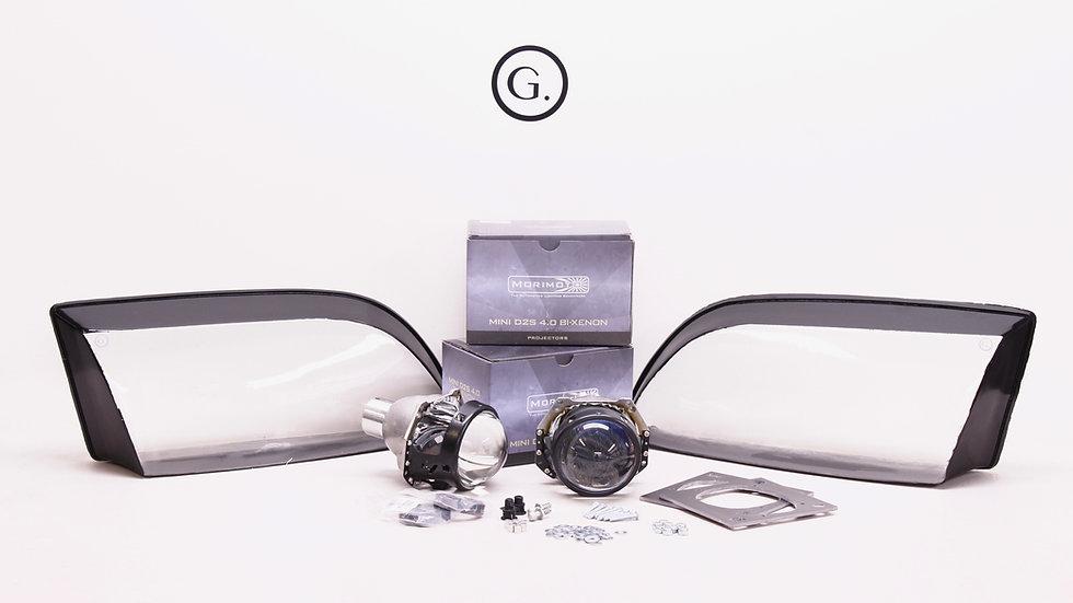 Retro-Quik: 1992-1997 Lexus GS300 Morimoto Mini D2S 5.0