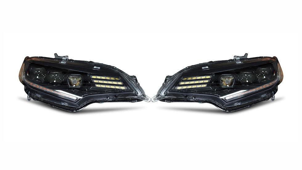 HONDA FIT (14+): XB LED HEADLIGHTS