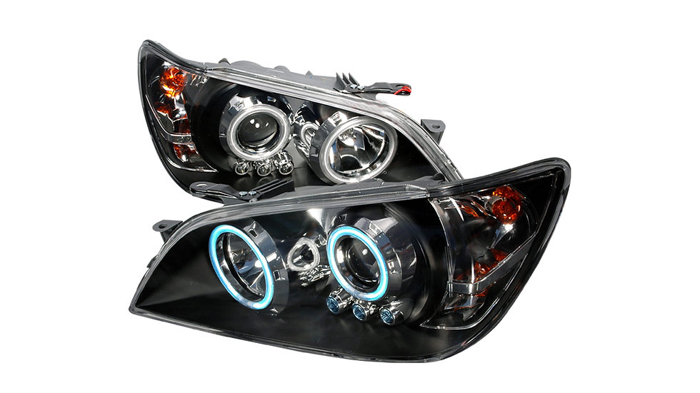 2001-2005 Lexus IS300 (Dual Halos)