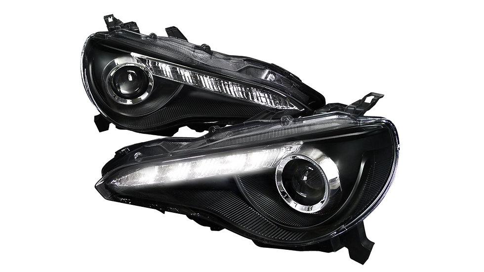 2012-2016 Scion FRS (LED Projectors)