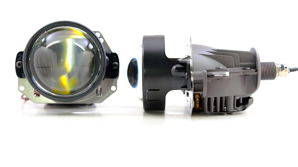 Bi-LED: Profile Bi-Lens LED