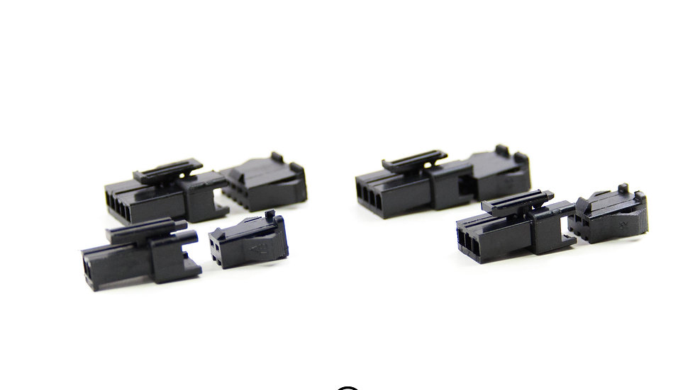 JST Mini Halo Connectors And Pins