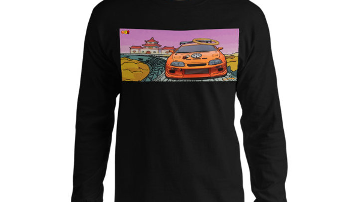 King Of The World Long Sleeve Shirt