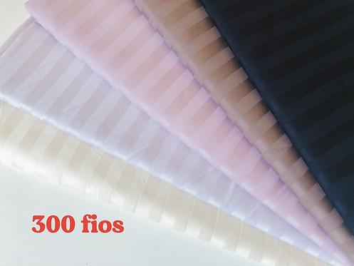 Tecido Percal • 300 fios
