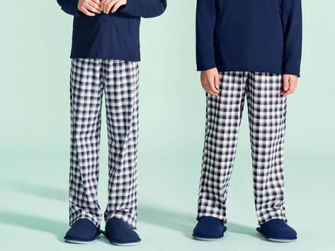 Calça de Pijama Infantil