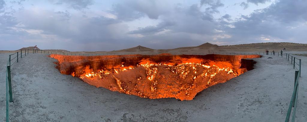 derweze krater
