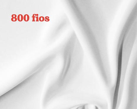 Tecido Percal • 800 fios