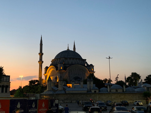 Tag 7: Alexandroupoli (GR) - Istanbul (TR)