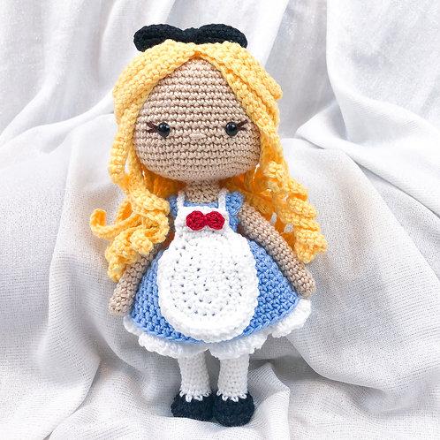 Alice • Amigurumi
