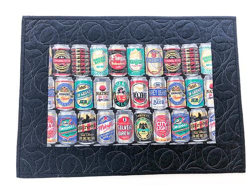 Jogo Americano Cerveja • 2 peças