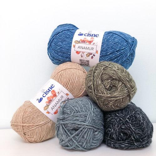 Lã Cisne Anamur