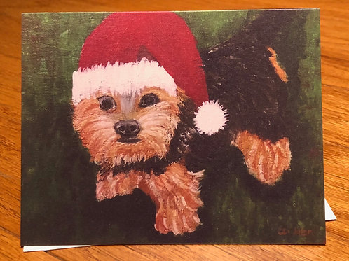 Christmas Card, note cards with envelopes, thank you, Choose Any 4 Cards, Greeting Card Set, Greeting Card Sets, Bulk Cards,