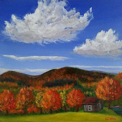 Autumn Cabin