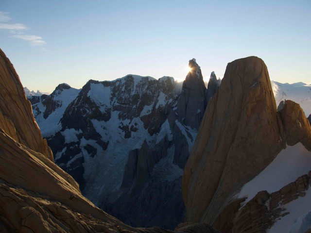 The Canadian Route, Fitz Roy