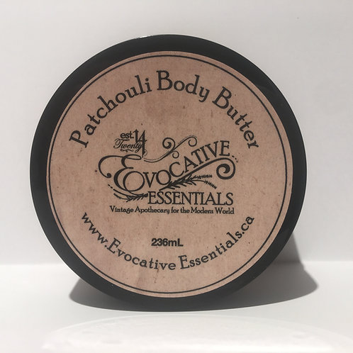 Body Butter - Patchouli