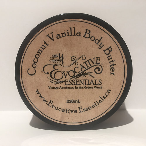 Body Butter - Coconut Vanilla