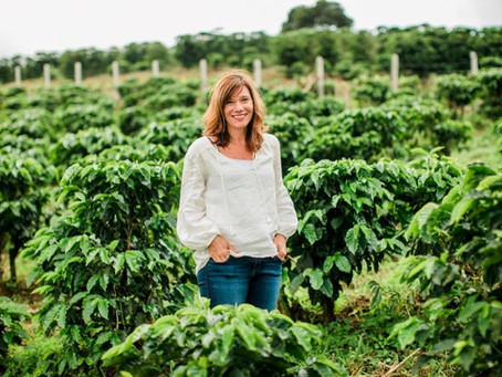 The Rungs of Learning with Michelle Burns, Head of Global Coffee, Tea and Cocoa at Starbucks