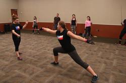 Texas Intensive Workshop 2016