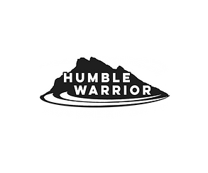 Humble Warrior Logo - DARK BKGD Hi-Res.p