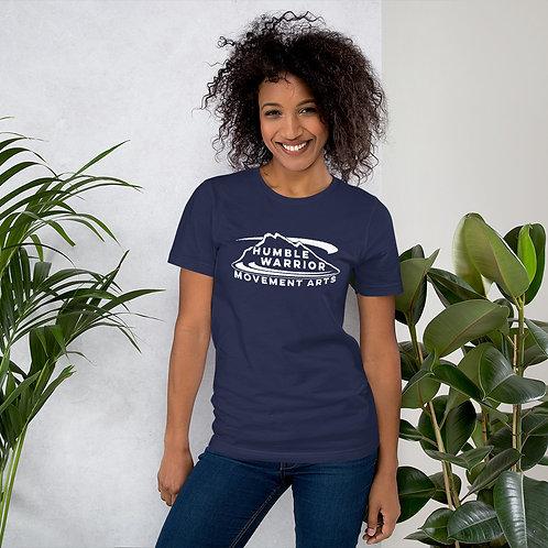 Short-Sleeve Unisex T-Shirt - Front Logo - Colors!