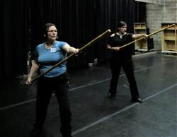 Stick It: Quarterstaff Workshop