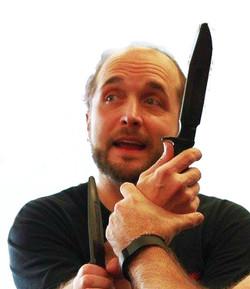 Paddy Knife - Jared Kirby