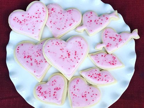 Valentine's Day Cookies - 4