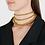 Thumbnail: MAGDALENA TRIPLE NECKLACE
