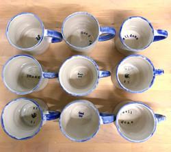 Thank you NHS mugs