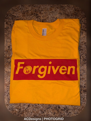 Forgiven T-Shirt (S-XL)