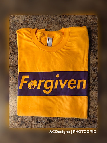 Forgiven T-Shirt (S-XL)