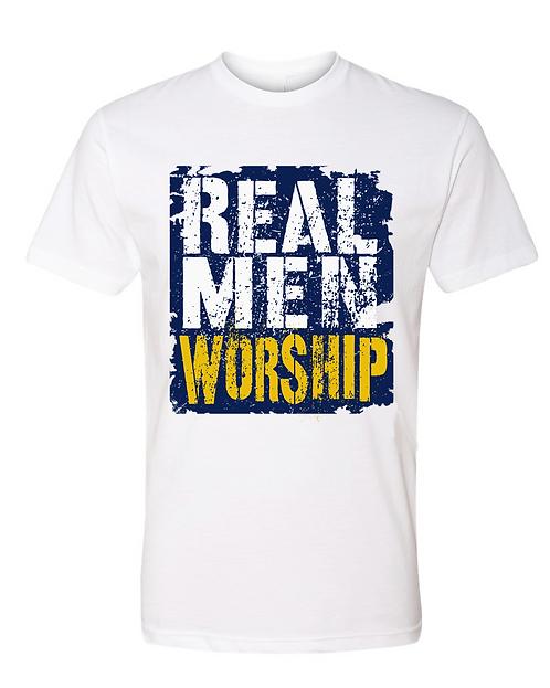 Real Men Worship T-Shirt