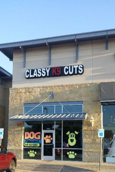 dog grooming plano TX