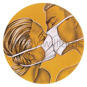Covid Kiss