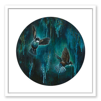 'Dance of the Tui' Print