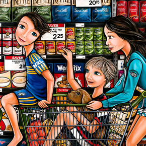Grocery Shoppers