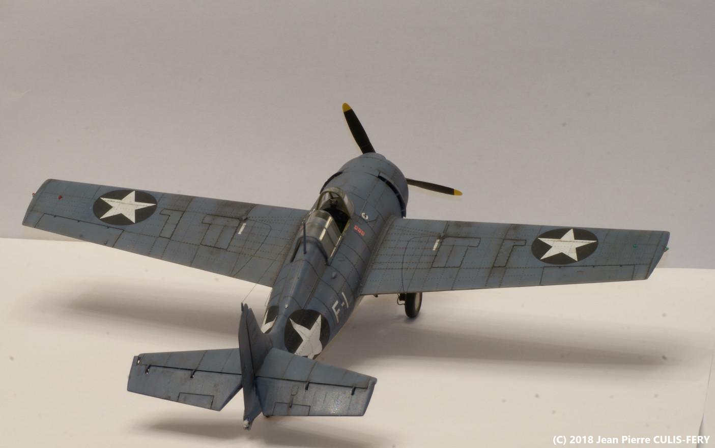 Grumman F4F-4 Wildcat VF3 .