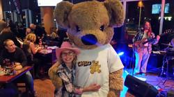 Isabelle & CHEO Bear
