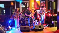 Danny Sylvestre's band