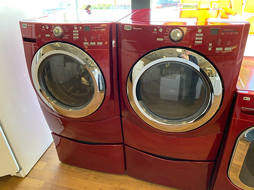MAYTAG LAUNDRY SET