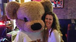 Melina & CHEO Bear