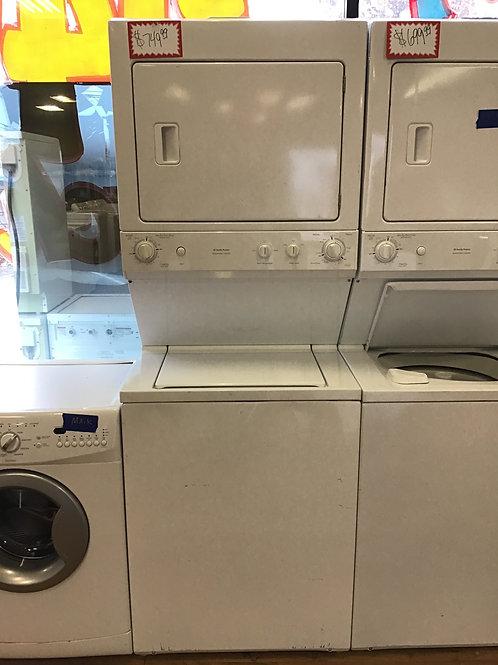 G.E. Gas Laundry Center
