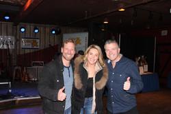 Danny, Sophie & Tim