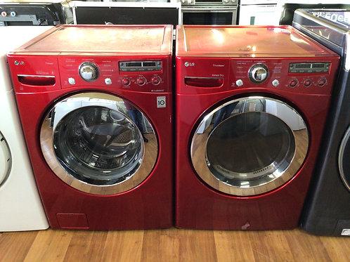 L.G. Washer/Dryer Set