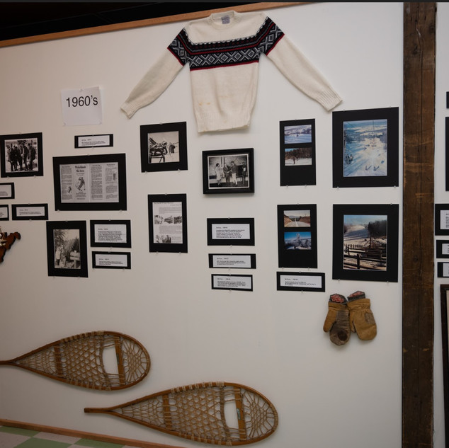 1960s Snow Sports Artifacts