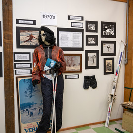 1970s Snow Sports Artifacts